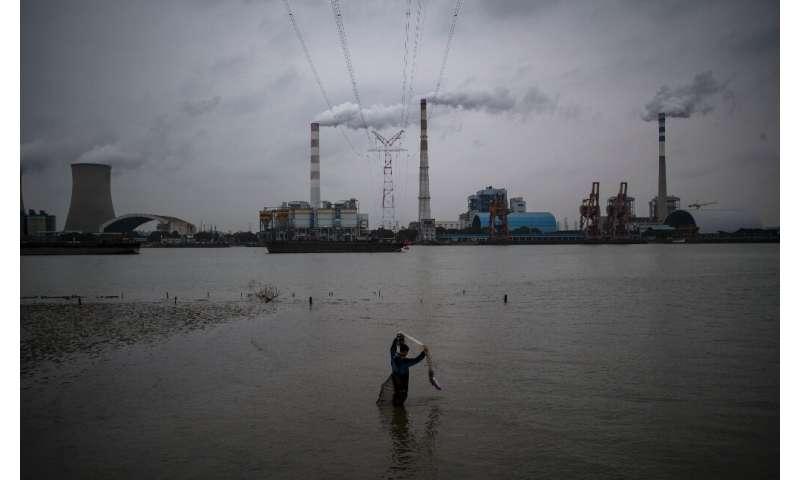 La OMM advirtió que la desaceleración industrial debido a la pandemia no había frenado concentraciones récord de gases de efecto invernadero tha