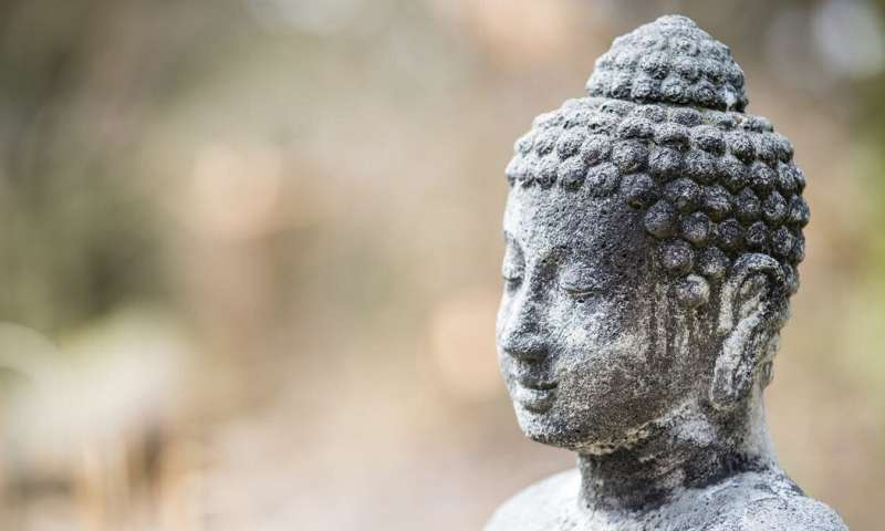 Thinking like a Buddhist about coronavirus can calm the mind and help us focus
