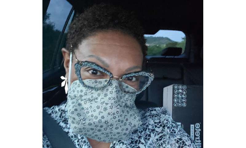 This nurse didn't just create a replacement N95 mask – hers filters more