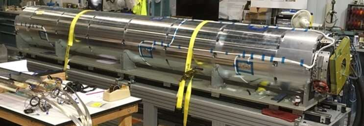 Three national laboratories achieve record magnetic field for accelerator focusing magnet