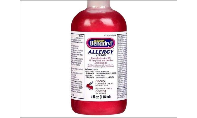 TikTok 'Benadryl challenge' has killed at least one teen