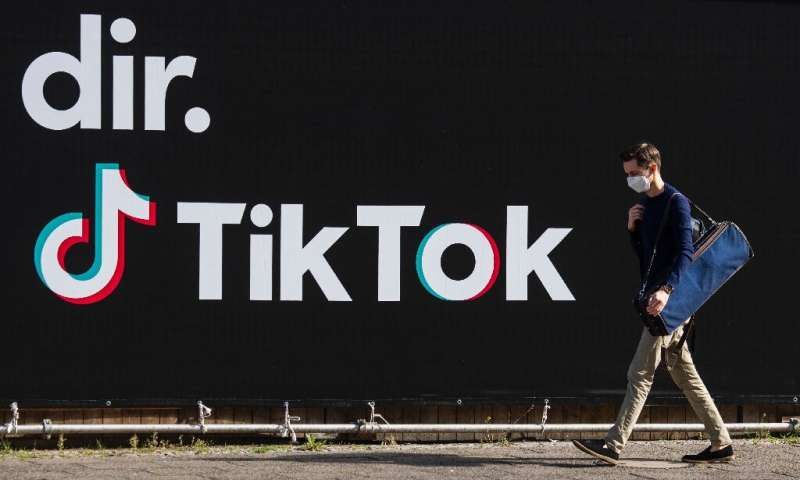 TikTok is asking a US judge to block the Trump administration's looming ban on downloads of the popular video app