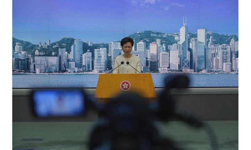TikTok to leave Hong Kong as security law raises worries