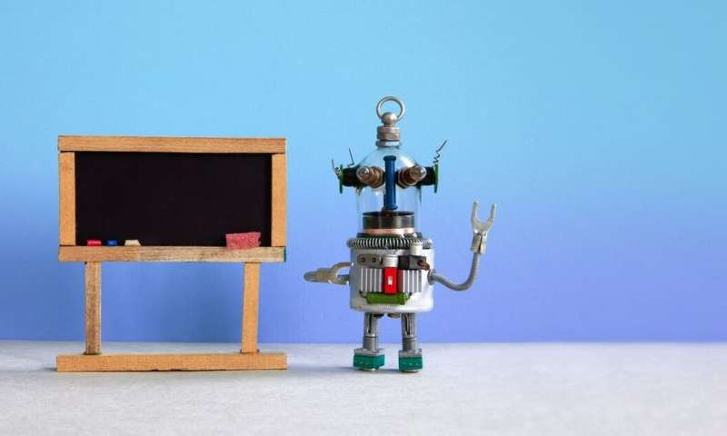 To prevent students cheating with AI text-generators, we should bring them into the classroom