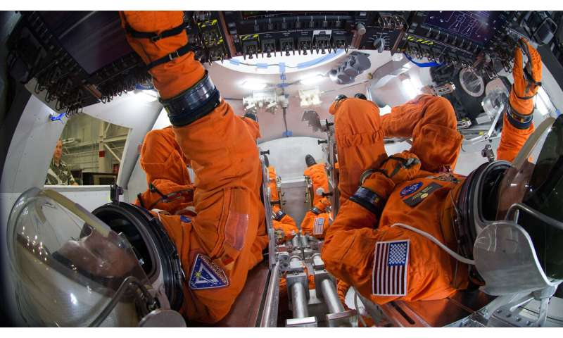 To the moon and beyond: How HoloLens 2 is helping build NASA's Orion spacecraft