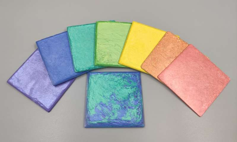 Tough, strong and heat-endure: Bioinspired material to oust plastics