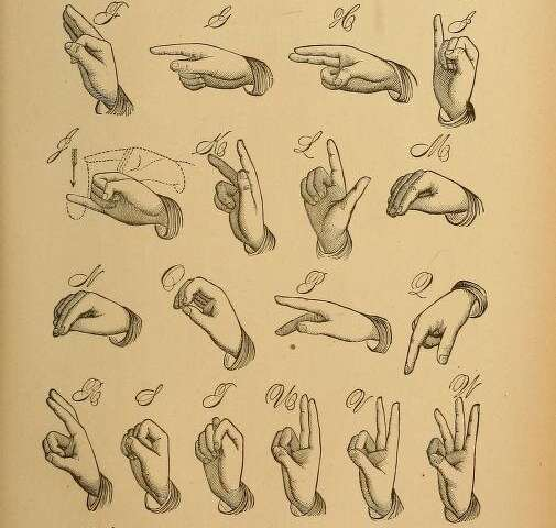 Traces of the European enlightenment found in the DNA of western sign languages