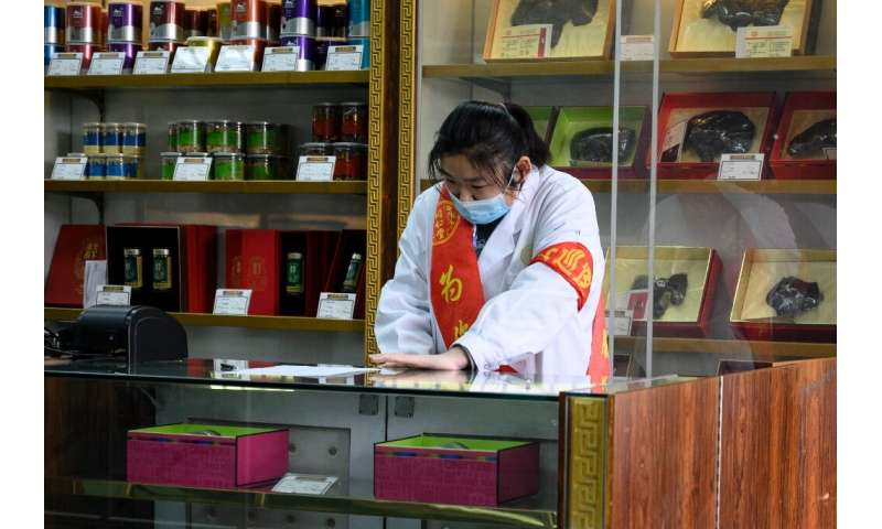 Traditional Chinese medicines have been touted as treatment for the coronavirus