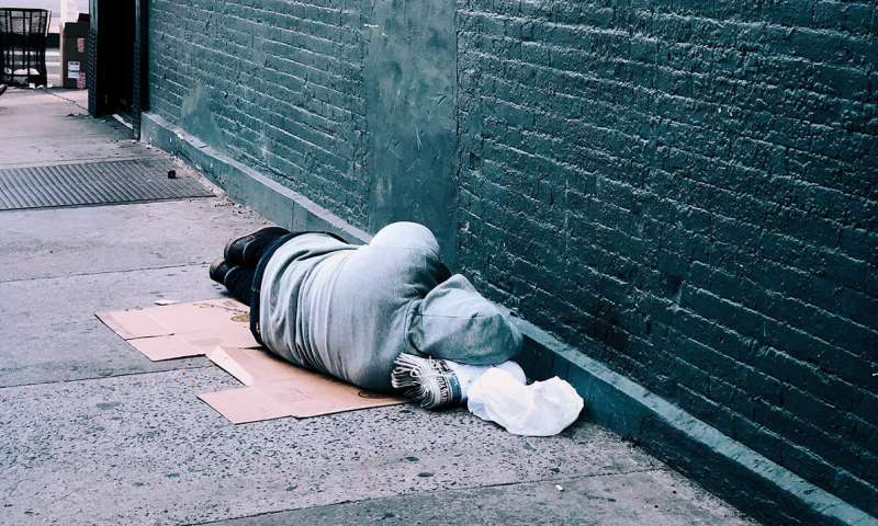Trouble paying medical bills can lead to longer episodes of homelessness, new study shows