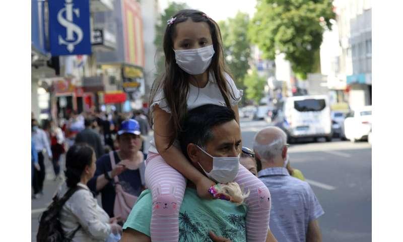 Turkey makes masks compulsory in 42 provinces after uptick