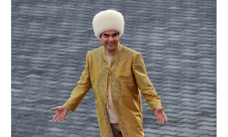 Turkmenistan's President Gurbanguly Berdymukhamedov claimed without evidence that licorice could cure Covid-19