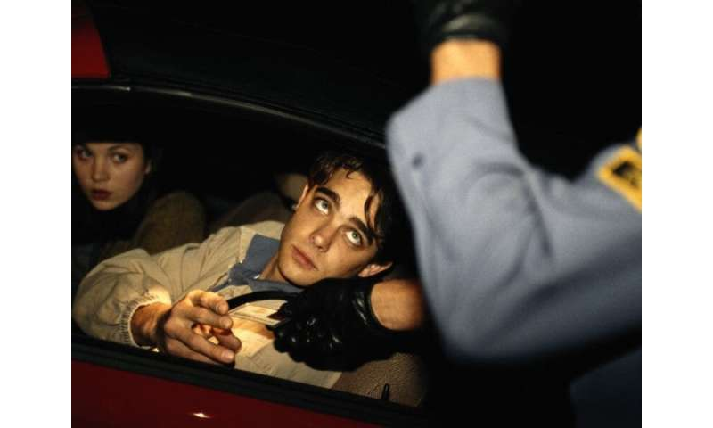 Twelfth-grade binge drinking linked to risky driving practices