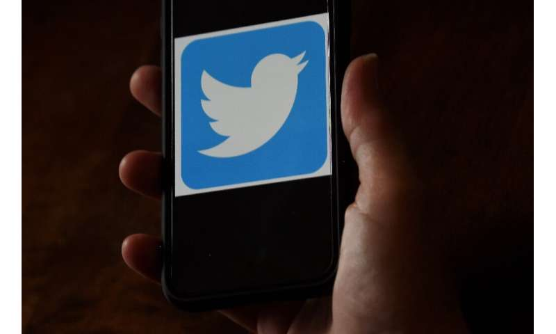 Twitter is banned in China, which uses a 'Great Firewall' to restrict access to news and information