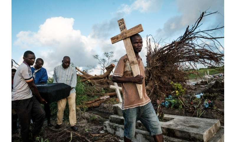 Two cyclones tore across the coast of Mozambique last year