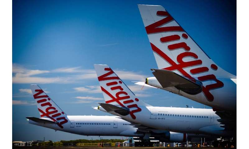 Two US-based equity firms have been identified as potential buyers of distressed airline Virgin Australia