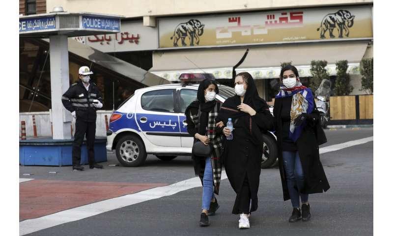 UAE limits flights to Iran from Dubai over virus outbreak