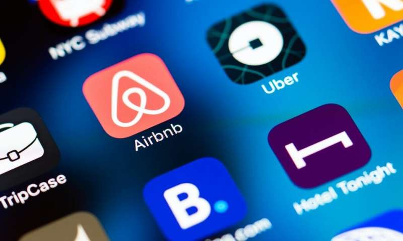 Uber, WeWork, Airbnb – how coronavirus is bursting the tech bubble