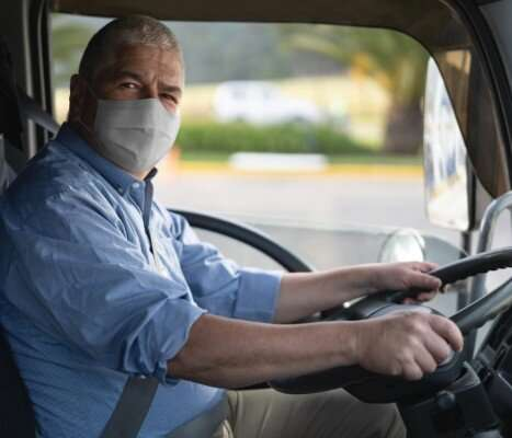 UHD Researcher Sheds Light on Pandemic's Possible Impact on Truck Drivers