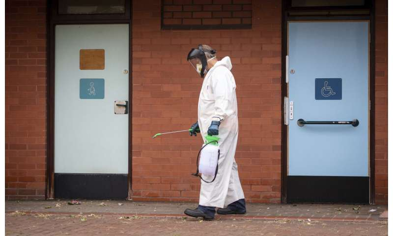 UK city of Leicester sees lockdown tightened on virus spike