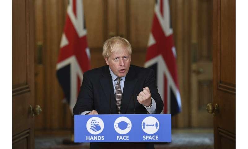UK's 'Moonshot' mass virus test plan met with skepticism