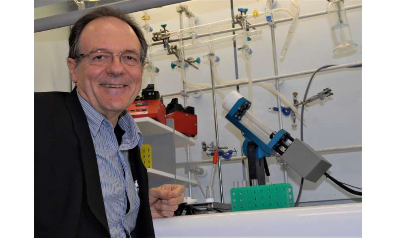 'Unboil an egg' machine creates improved bacteria detector