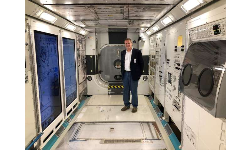 UNC expert helps treat astronaut's blood clot during NASA mission