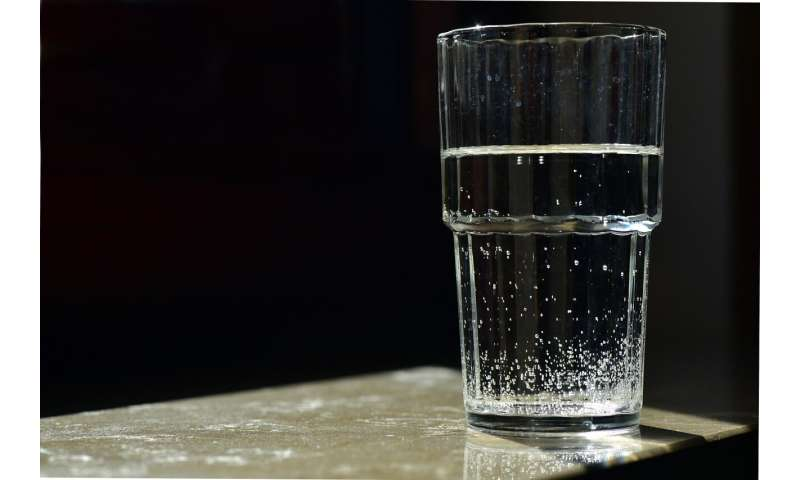 unclean drinking water