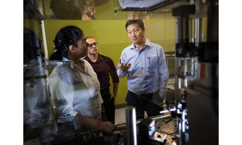 UNT engineering professor develops new way to diagnose cancer
