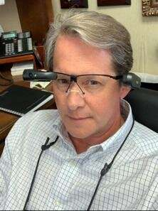 UofL delivering health care through a new lens: Smart glasses