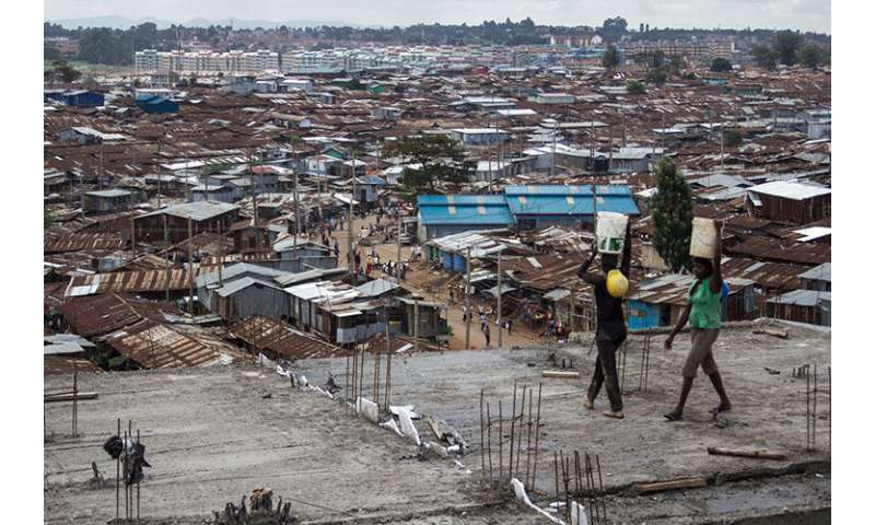 Urban slums are uniquely vulnerable to COVID-19. Here's how to help.