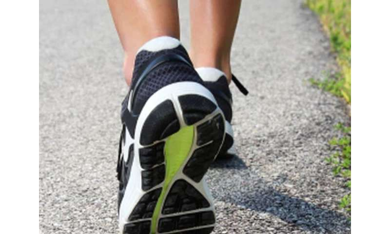 Use of fitness trackers may spur exercise in older adults with MS