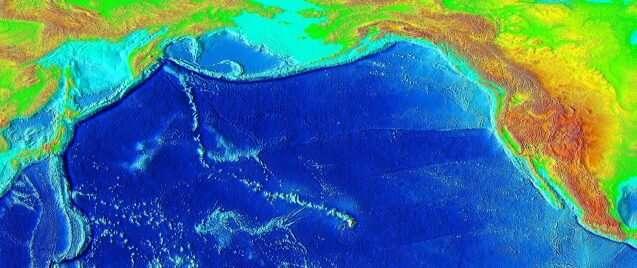 Using sound to study underwater volcanoes