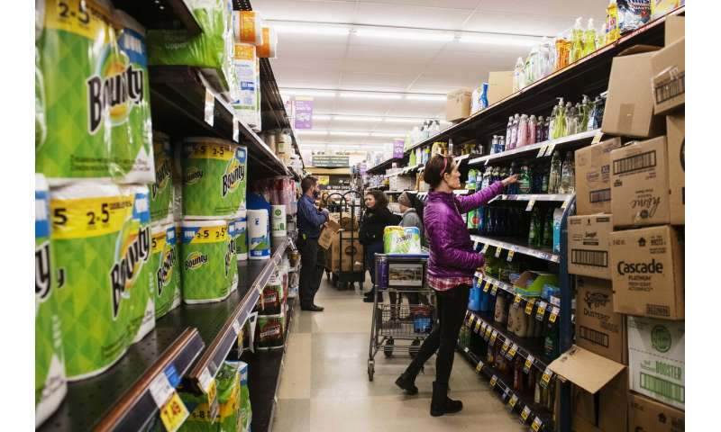 US lockdowns coincide with rise in poisonings from cleaners