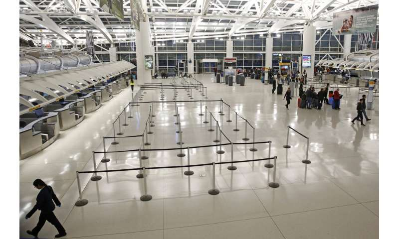 US weighs warning against all overseas travel