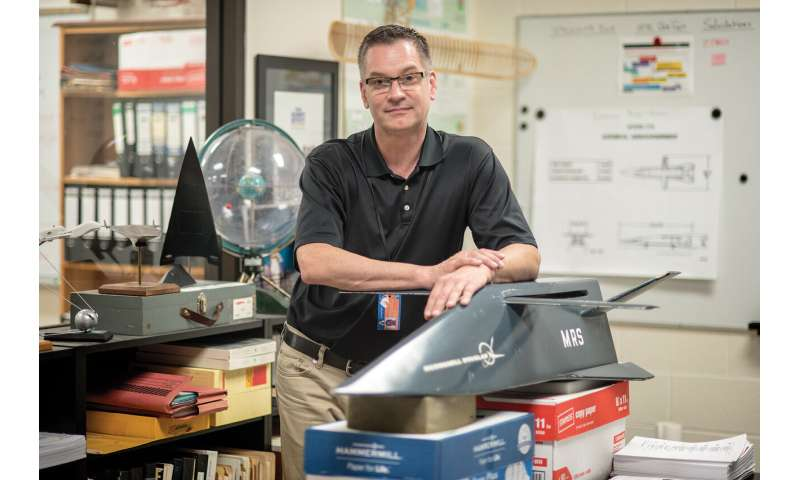 UTA aerospace engineer exploring possibility of hypersonic passenger, cargo planes