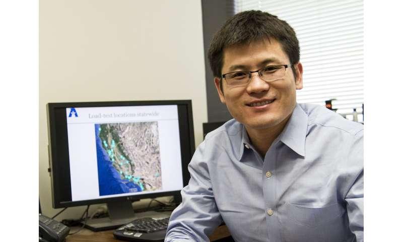 UTA researchers develop geothermal de-icing technique for bridges at Arlington test site