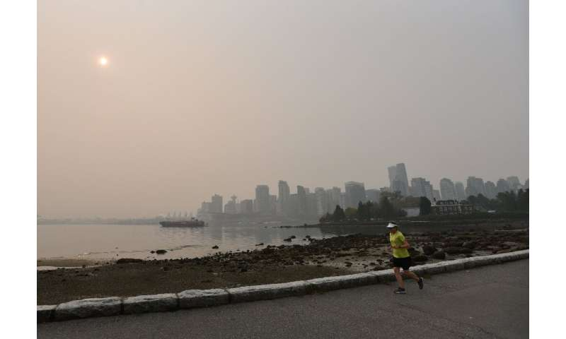 Vancouver has topped the World Air Quality Index for worst air twice in the past week