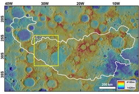 Vast collapsed terrains on mercury might be windows into ancient, possibly habitable, volatile-rich materials