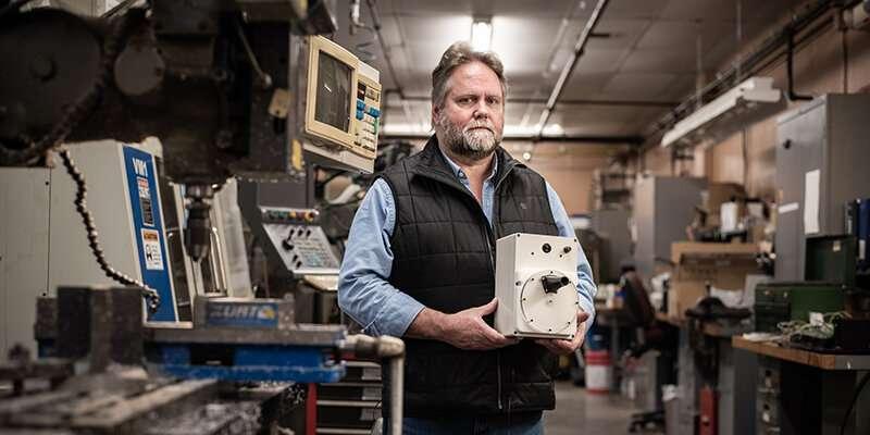 Vermont team invents emergency ventilator