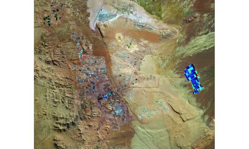 Video: Atacama minerals