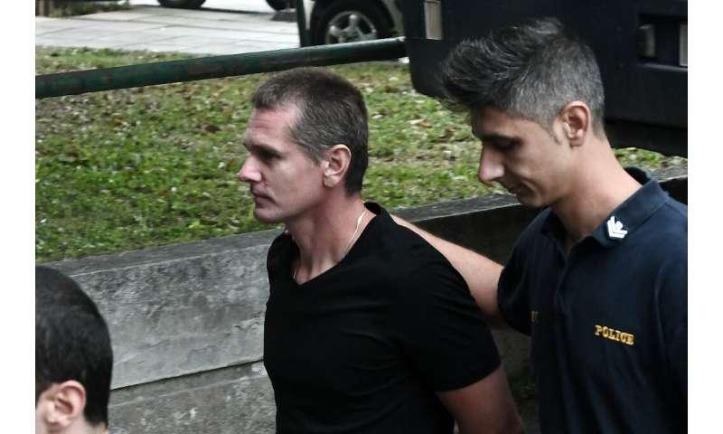 Vinnik was arrested in Greece in 2017
