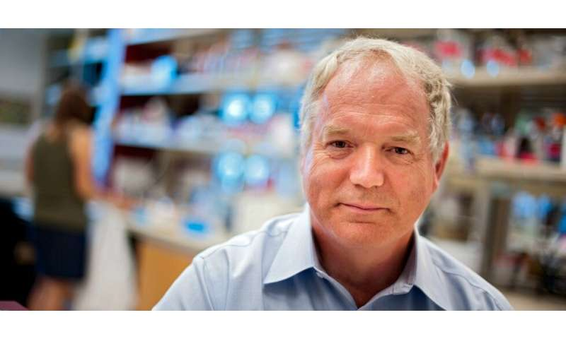 Virologist developing hepatitis C vaccine now focused on finding vaccine to stop SARS-CoV-2