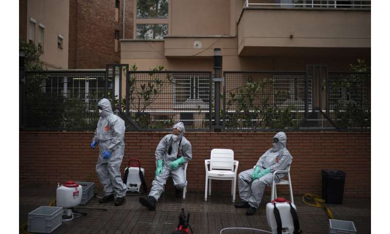 Virus dead in nursing homes are often its uncounted victims