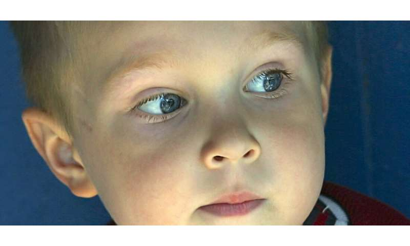 Vision may be the real cause of children's problems