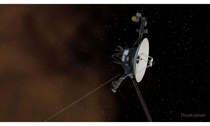 Voyager 2 engineers working to restore normal operations