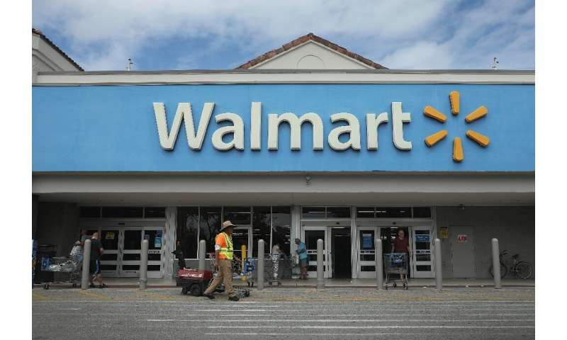 Walmart says it will pay $300 bonuses to full-time employees and $150 to those part-time to reward them 'for their hard work and