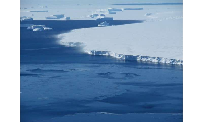 Warming oceans could cause Antarctic Ice Sheet collapse, sea level rise