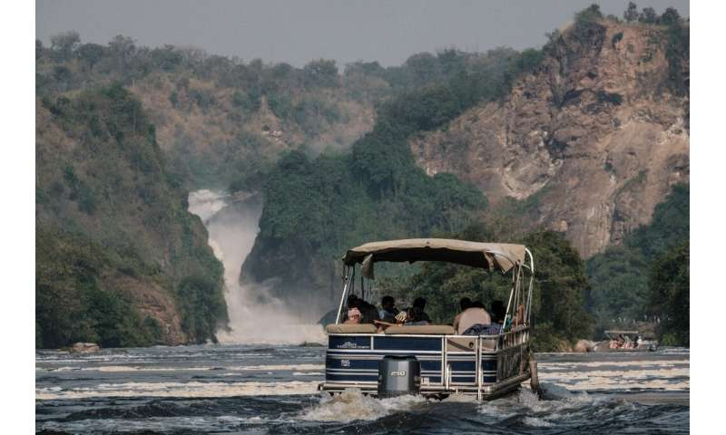 Waterfalls elsewhere along the Nile have dried up and vanished in recent decades in the wake of major hydropower ventures in Uga