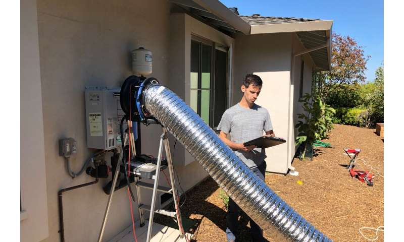 Water heaters' methane leaks are high, but fixable