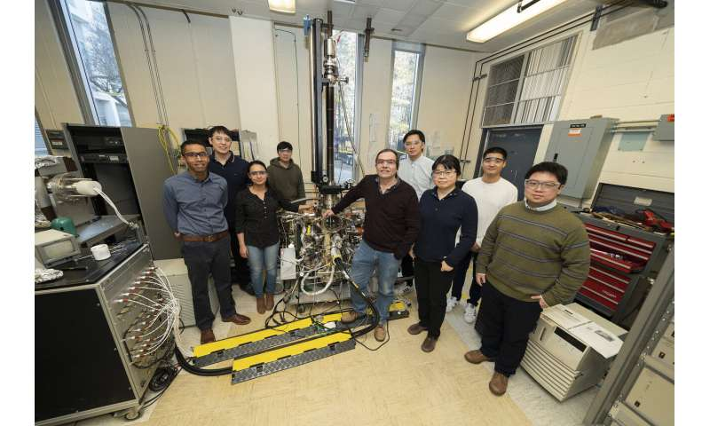 Water is key in catalytic conversion of methane to methanol